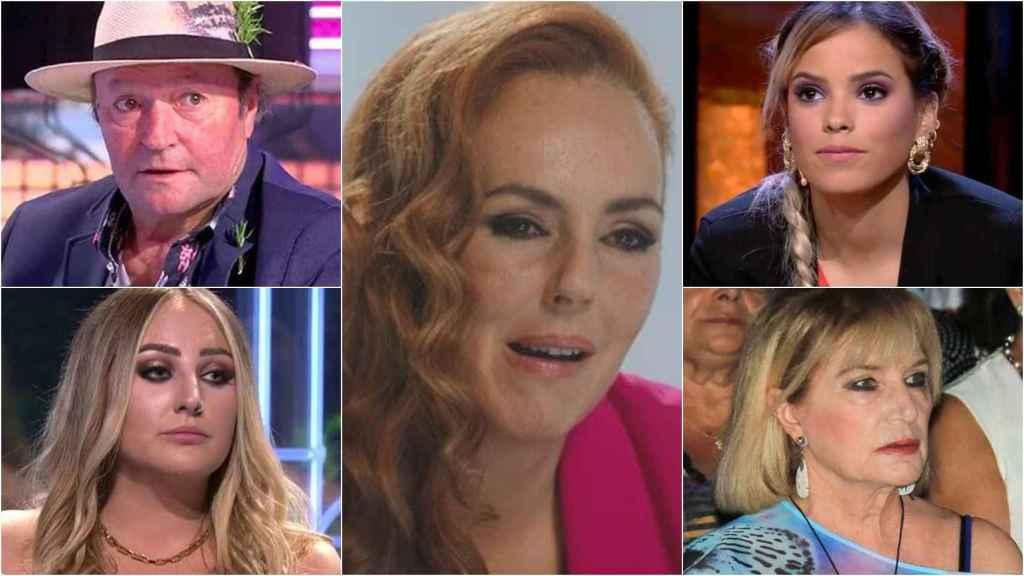 'GH VIP 8': la peligrosa tentación de alimentar el morbo fichando a familiares de Rocío Carrasco