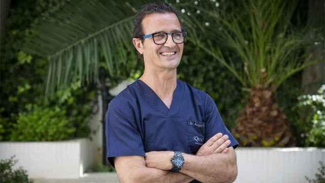 Entrevista al doctor Ángel Villamor