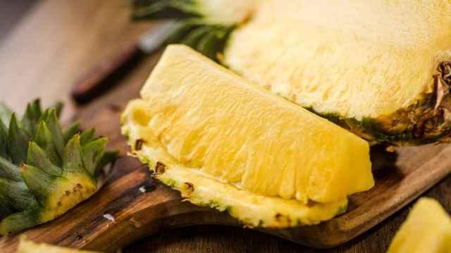 Piña: todos los beneficios y propiedades de la fruta diurética que más ayuda a adelgazar