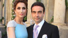 Paloma Cuevas y Enrique Ponce en una imagen fechada en junio de 2014.