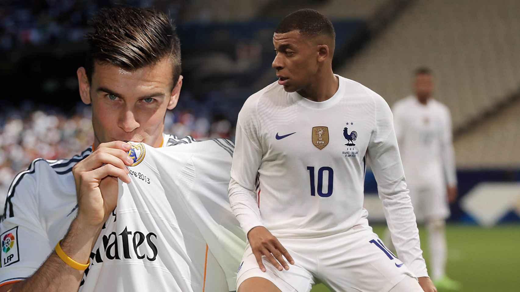 Mbappé y las similitudes con el fichaje de Bale
