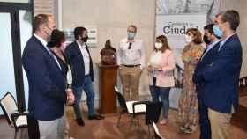 La alcaldesa, Tita García Élez ha anunciado que Talavera de la Reina será la ciudad anfitriona en el foro de 'Invest in Cities' que se celebrará el 16 de junio