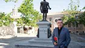 Lorenzo Silva, en una imagen de archivo en Toledo