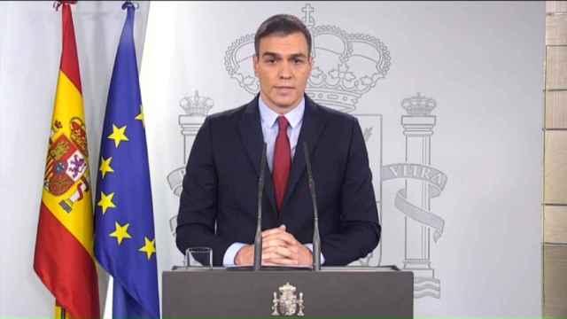 Pedro Sánchez decreta el estado de alarma en España