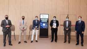 Ponentes del debate Biometría, seguridad y customer experience en los procesos de identificación, organizado por EL ESPAÑOL, Invertia y Nuance.