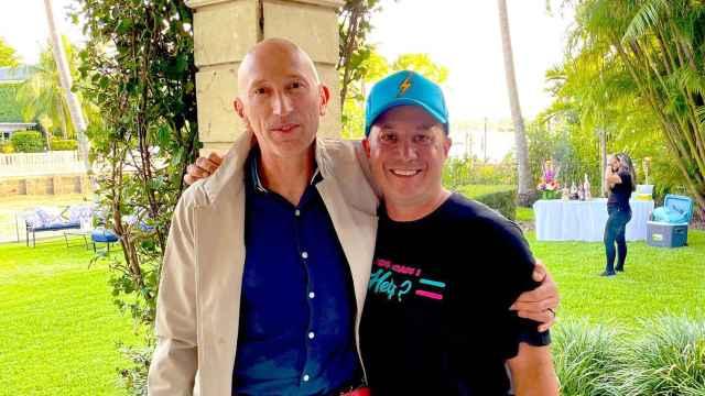 Demian Bellumio y  Juan Pablo Capello, fundadores de Nue LIfe.