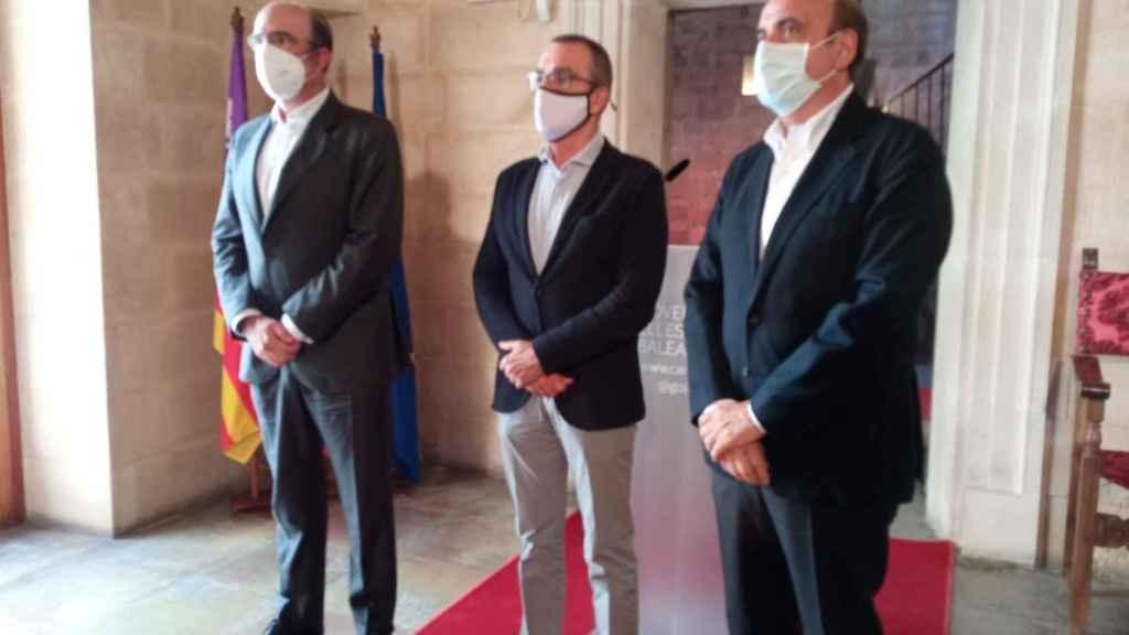 La planta de hidrógeno verde promovida por Acciona y Enagás en Mallorca comenzará a producir a finales de año