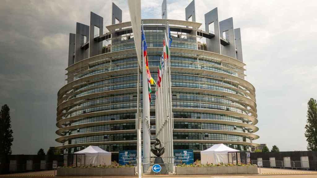 El Parlamento Europeo ha regresado este junio a su sede en Estrasburgo tras la pandemia