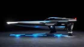 Lancha eléctrica Racebird.