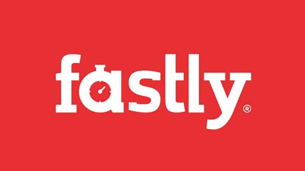 Logo de Fastly