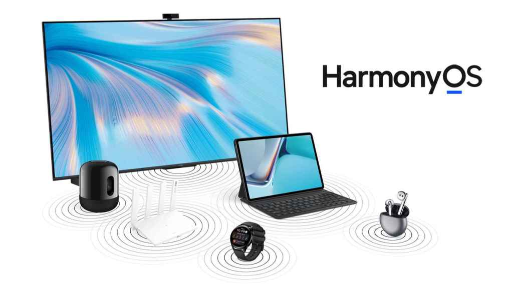 Dispositivos conectados HarmonyOS