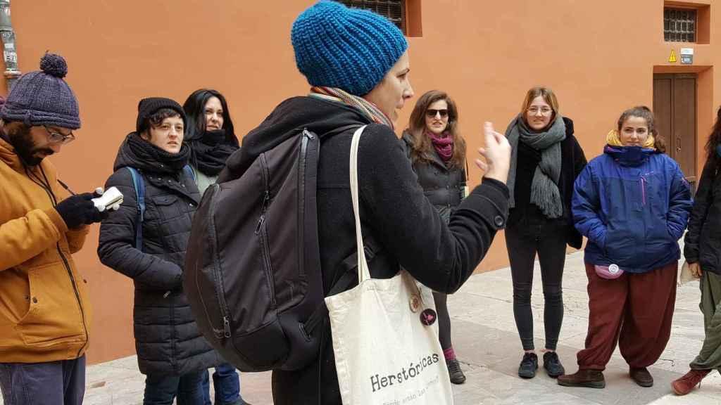 Paseos con guías en Granada.