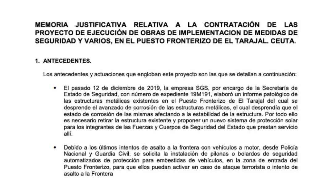 Informe explicativo del proyecto.
