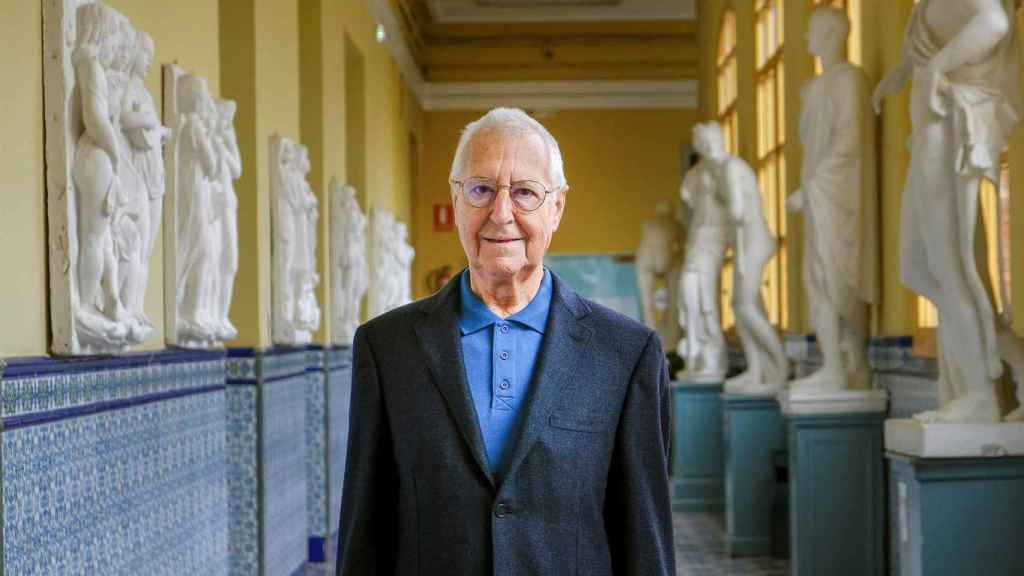 Tomás Llorens ,el historiador y crítico de arte que ha fallecido a los 85 años.