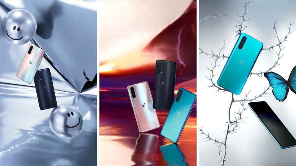 OnePlus Nord CE 5G diseño