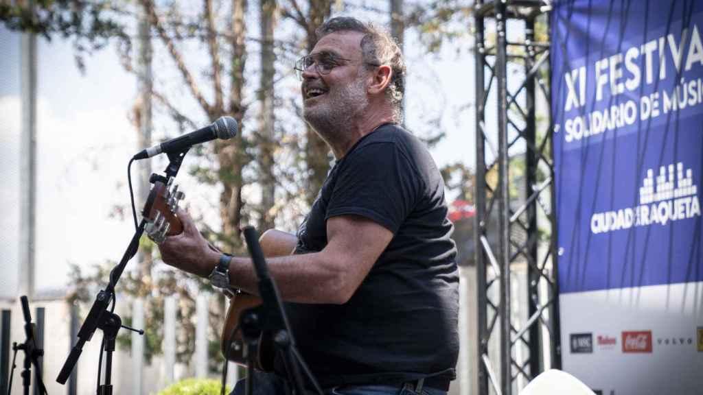 Pablo Carbonell, cantante de Los Toreros Muertos