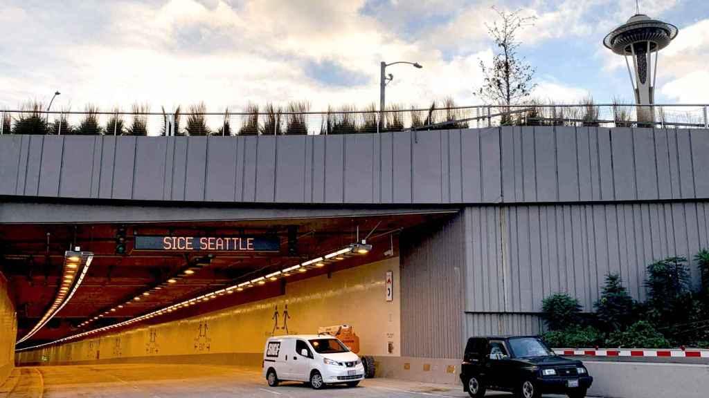 Túnel de Seattle.