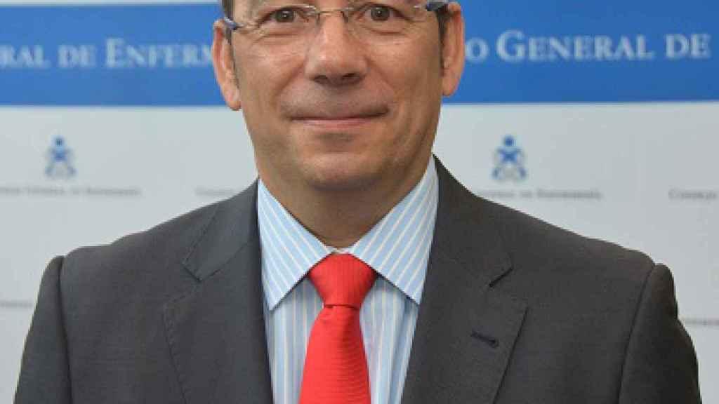 Jose Luis Cobos, miembro de la candidatura Todos y Todas A1.