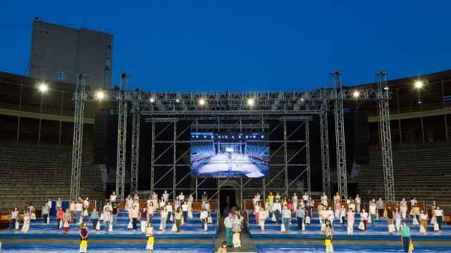 La gala tendrá lugar en la plaza de toros para garantizar las medidas de seguridad.