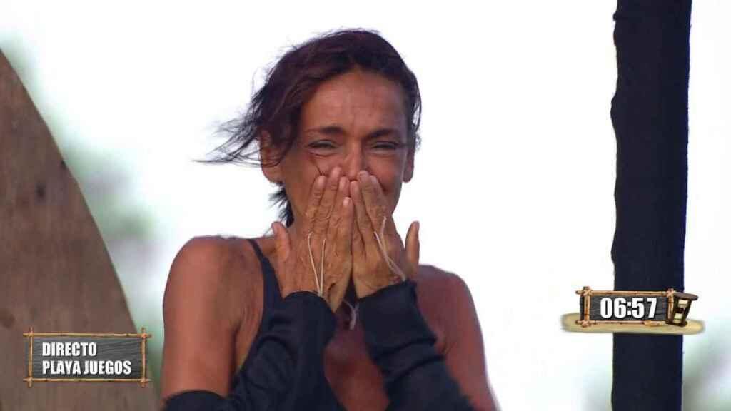 Olga Moreno ha salido indemne de varias polémicas en la isla.