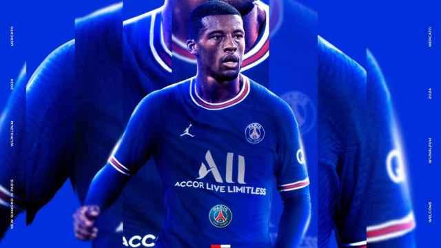 Wijnaldum, nuevo jugador del PSG