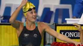 Madeline Groves, nadadora y medallista olímpica