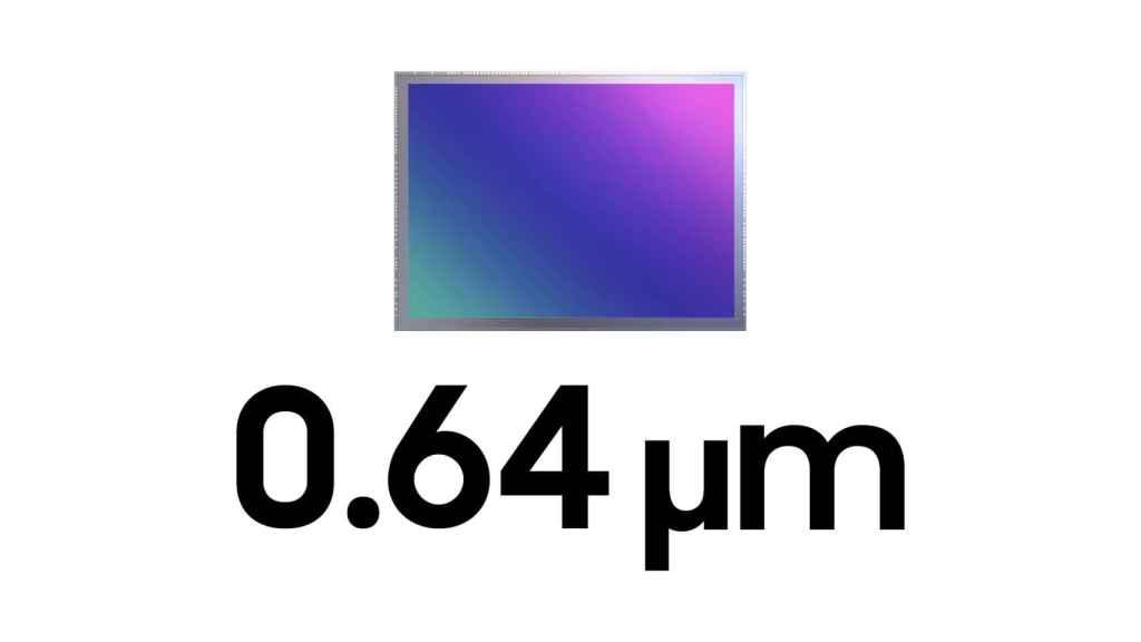 Samsung presenta ISOCELL JN1: un sensor con píxeles más pequeños