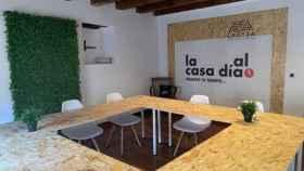 Este miércoles se ha inaugurado 'La Casa-Coworking' de Sigüenza (Guadalajara)