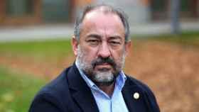 Julián Garde, rector de la Universidad de Castilla-La Mancha