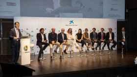 Evento de Adhesión de SpainNAB al GSG en CaixaForum Madrid en junio de 2019.