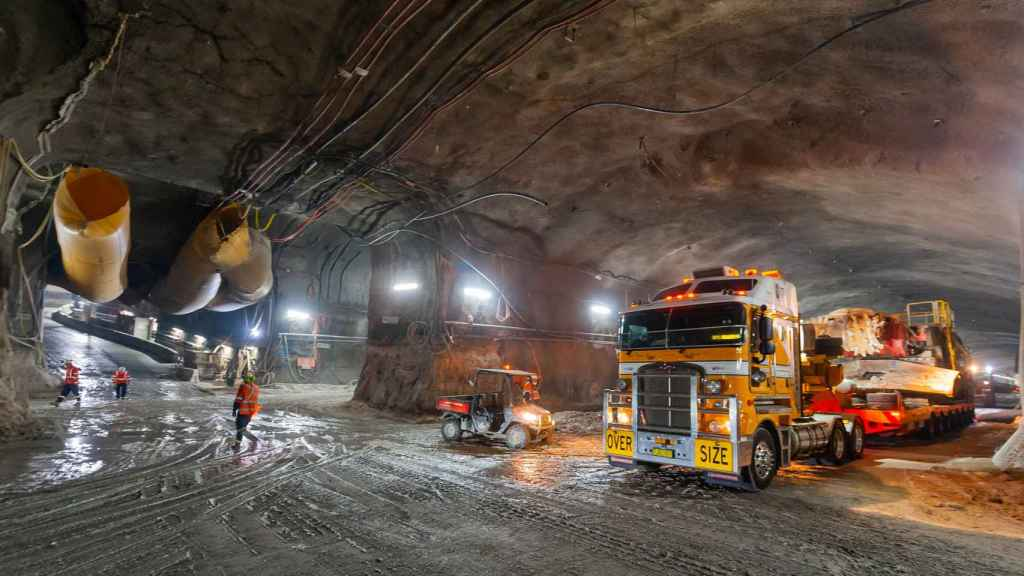 Imagen de uno de los proyectos en los que trabaja ACS en Australia.