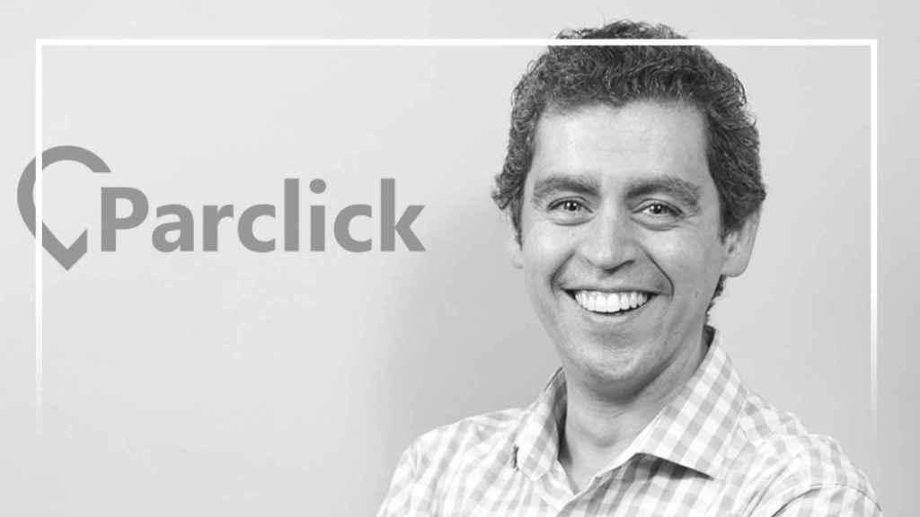 Iván Rodríguez, cofundador de Parclick.