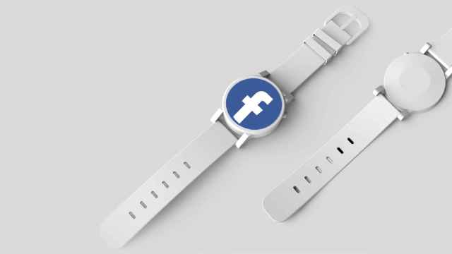 Smartwatch de Facebook.