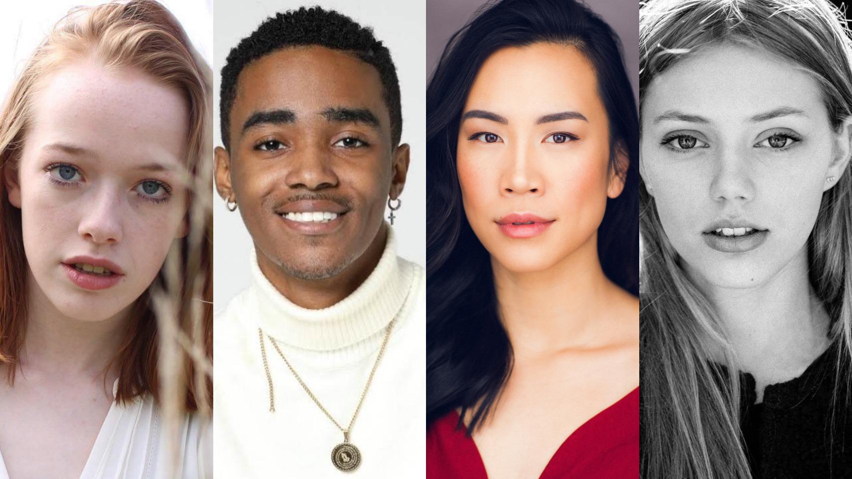 Los nuevos personajes de la cuarta temporada de 'Stranger Things'.