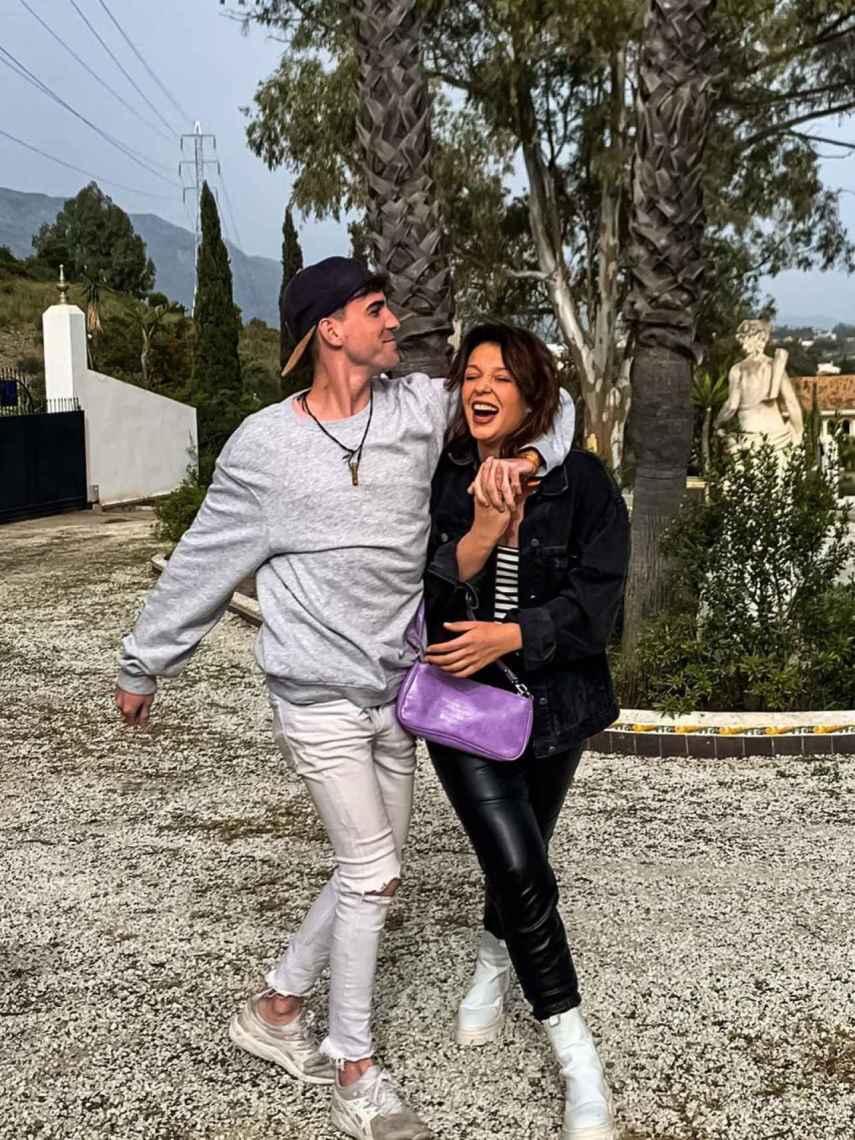 Miki Mejías y Zayra Gutiérrez se muestran felices y cómplices en sus redes sociales.