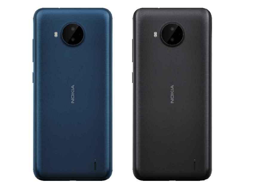 Nokia C20 Plus colores