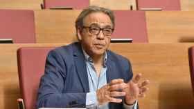 Manuel Mata, portavoz del PSOE en las Cortes Valencianas.