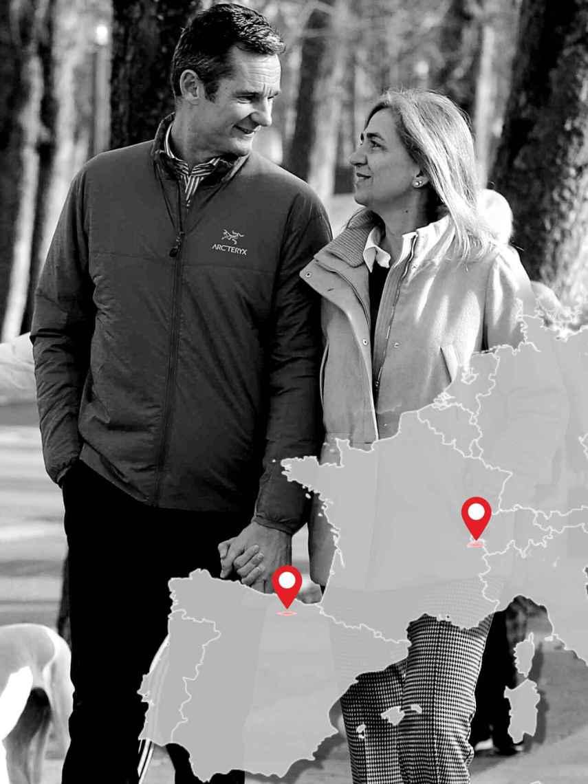 Iñaki y Cristina siempre se han mostrado muy unidos pero a las adversidades.
