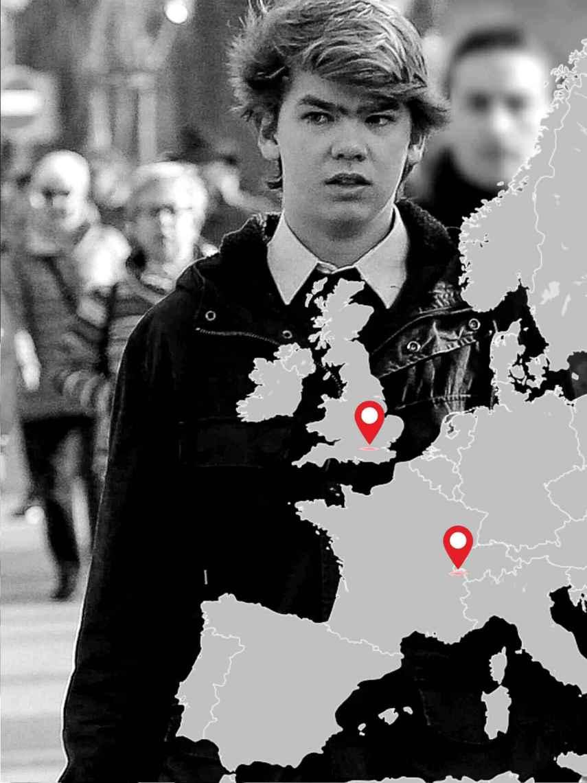 Miguel Urdangarin se instaló en Londres el año pasado.