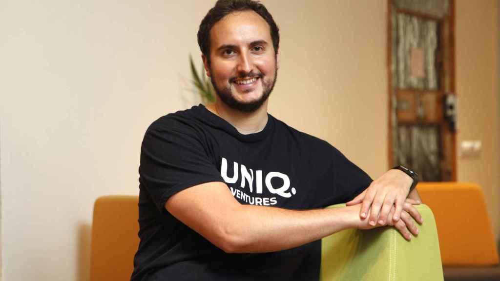 André Caçador es el creador y fundador de Uniq Ventures.