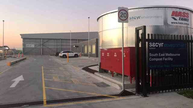 Sacyr construyó y gestiona una de las plantas de compostaje más innovadoras de Australia.