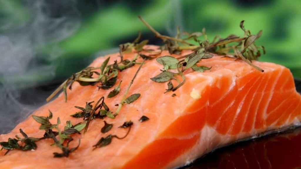 El salmón es una de las variedades consideradas más saludables.