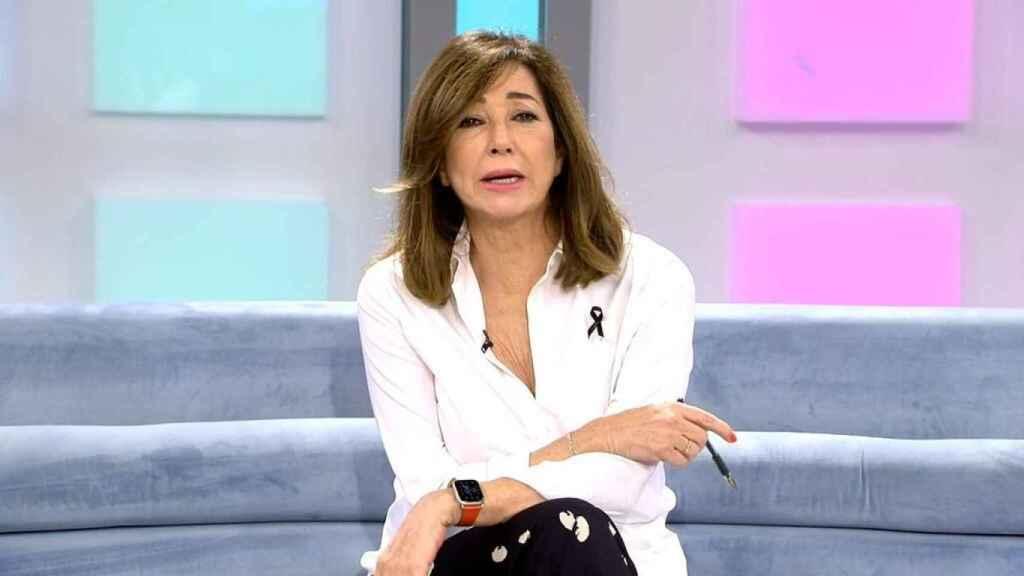 Ana Rosa Quintana ha dedicado un mensaje a Beatriz, madre de Anna y Olivia.