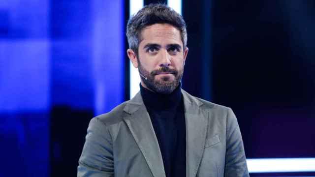 Roberto Leal, durante la presentación de 'Operación Triunfo'.