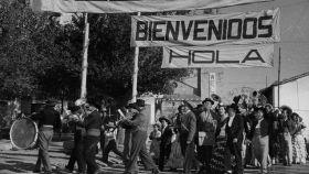 Fotograma de la película '¡Bienvenido, Míster Marshall!'.