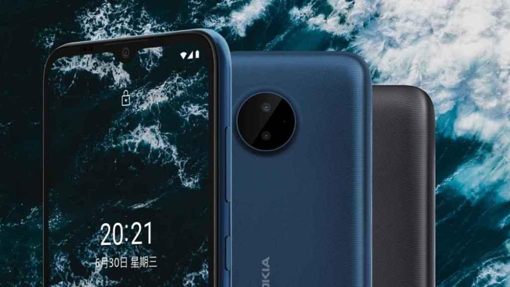 Nuevo Nokia C20 Plus: gran batería, Android Go y precio barato