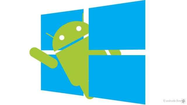 Android y Windows 11