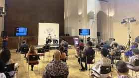 Gran conferencia de Enrique Sánchez Lubián sobre Galdós