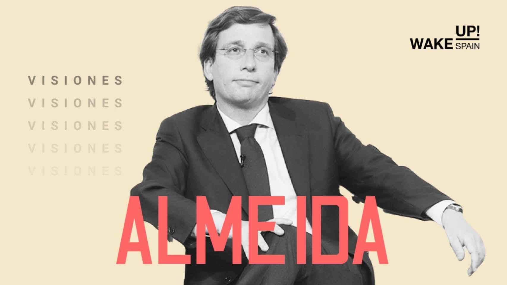 José Luis Martínez-Almeida, alcalde de Madrid.