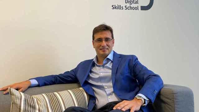 Lorenzo García, director del curso sobre 'fintech' en la Digital Skills School.